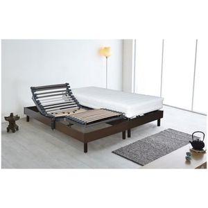 lit electrique 1 personne achat vente lit electrique 1 personne pas cher cdiscount. Black Bedroom Furniture Sets. Home Design Ideas