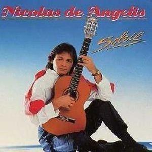 CD VARIÉTÉ FRANÇAISE Soleil [CD] Nicolas de Angelis …