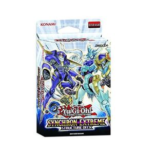 CARTE A COLLECTIONNER YU-GI-OH! SYNCHRON EXTREME STRUCTURE DECK