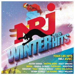 CD VARIÉTÉ INTERNAT NRJ Winter hits 2016 by Compilation (CD)