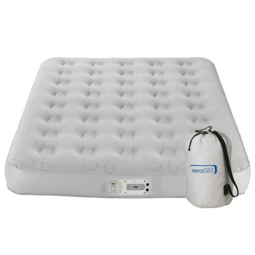 Aerobed comfort superior double lit gonflable achat vente lit gonflable - Lit d appoint double ...