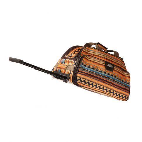 Taille unique sac de voyage roulettes format cabine - Sac voyage roulette ...