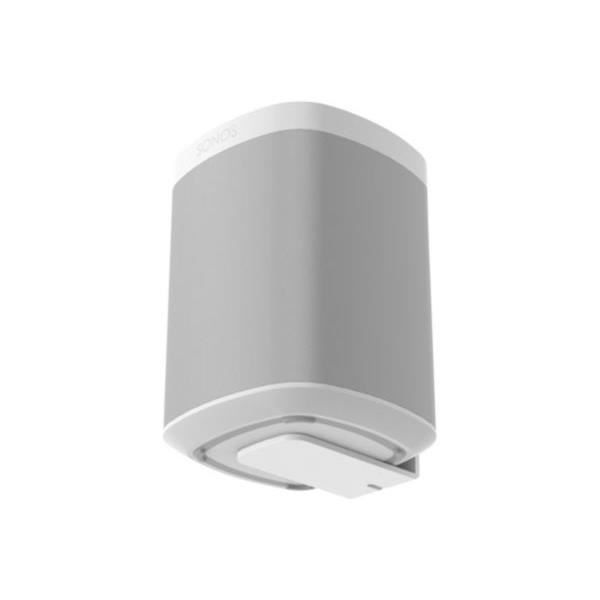 support sonos support play 1 blanc support mural prix pas cher cdiscount