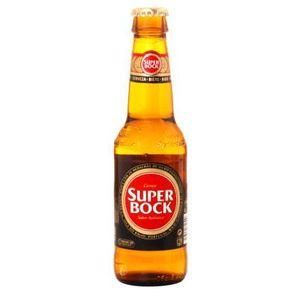 BIÈRE Bouteille de bière Super Bock
