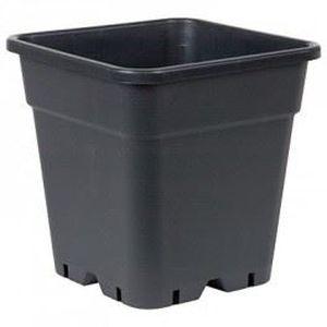 Pot plastique carre achat vente pot plastique carre - Pot en plastique jardin ...