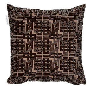 housse de coussin graphique achat vente housse de coussin graphique pas cher cdiscount. Black Bedroom Furniture Sets. Home Design Ideas