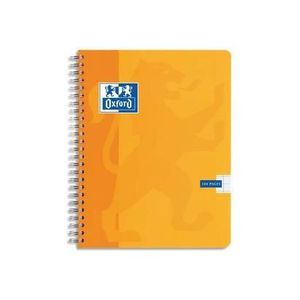 cahier spirale 180 pages