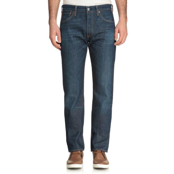 levi 39 s jean 501 regular homme brut achat vente jeans. Black Bedroom Furniture Sets. Home Design Ideas