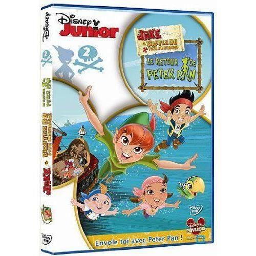 Dvd jake et les pirates du pays imaginaire le en dvd - Jake et les pirates ...
