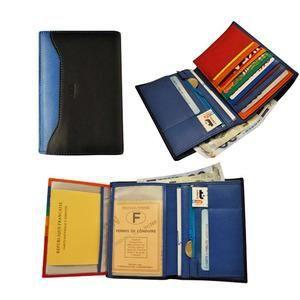 Portefeuille femme homme porte cartes visite m noir gris clair gris transparent achat - Portefeuille porte carte homme ...
