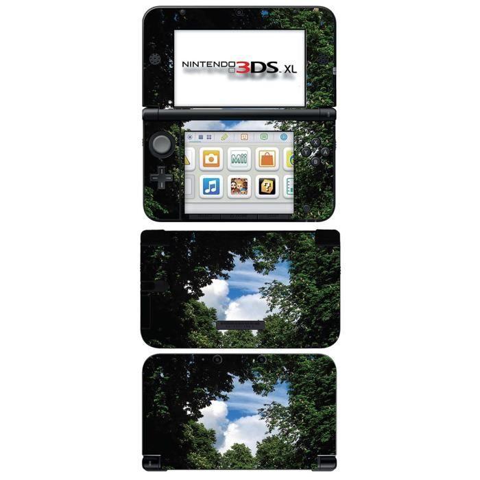 skin stickers pour nintendo 3ds xl sticker fenetre sur. Black Bedroom Furniture Sets. Home Design Ideas