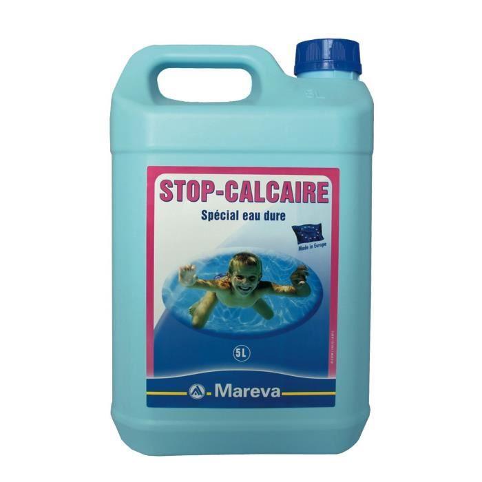 Stop calcaire mareva 5 l achat vente traitement de l 39 eau stop calcaire mareva 5 l cdiscount - Calcaire piscine vinaigre blanc ...