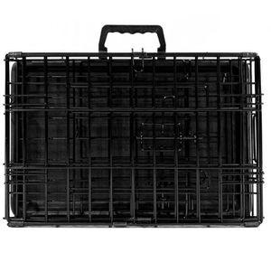 cage pour chien solide achat vente cage pour chien. Black Bedroom Furniture Sets. Home Design Ideas