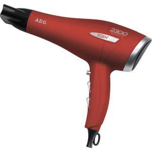 SÈCHE-CHEVEUX Sèche-cheveux - AEG HT 5580 Rouge