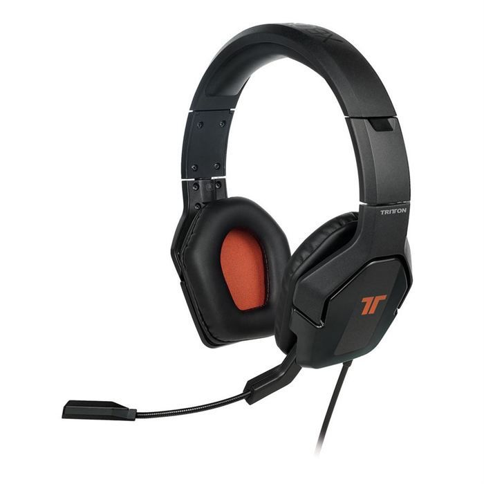 casque gaming trigger tritton xbox 360 xbox one achat. Black Bedroom Furniture Sets. Home Design Ideas