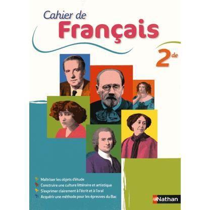 Français 2de L'écho des Lettres - Achat \/ Vente livre ...
