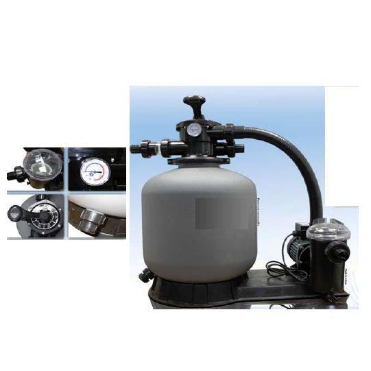 Filtration sable cuve 12 pvc achat vente pompe for Sable filtration