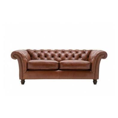canap deux places en cuir cambridge achat vente meuble tv canap deux places en cuir. Black Bedroom Furniture Sets. Home Design Ideas