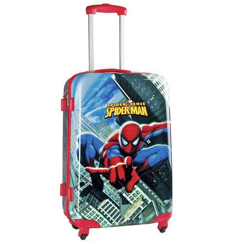 valise coque spiderman achat vente valise bagage 8435306215728 cdiscount. Black Bedroom Furniture Sets. Home Design Ideas