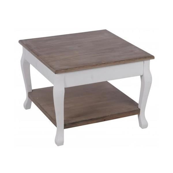 Table basse bois 60cm achat vente table basse table for Table basse 60 cm