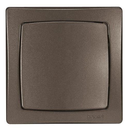 legrand appareillage saillie asl interrupteur ou va et vient 10a marron achat vente. Black Bedroom Furniture Sets. Home Design Ideas