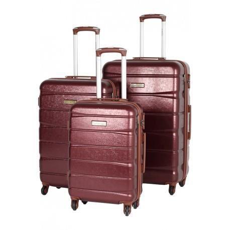 ensemble de 3 valises murano colis contenant les valises cabine moyenne taille et grande. Black Bedroom Furniture Sets. Home Design Ideas