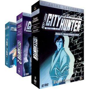 DVD MANGA DVD Intégrale city hunter - Nicky Larson