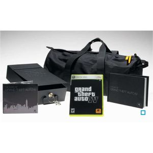 JEUX XBOX 360 GTA IV EDITION COLLECTOR / Jeu console XBOX360