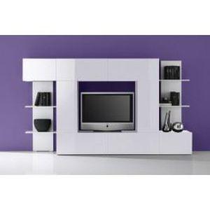 le lit de vos r ves meuble tv haut pas cher. Black Bedroom Furniture Sets. Home Design Ideas