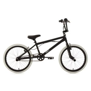 VÉLO BMX BMX Freestyle 20'' Fatt noir KS Cycling