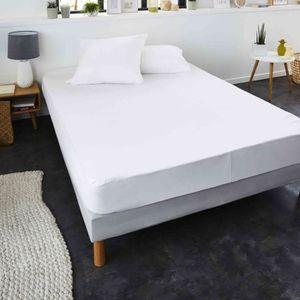 drap housse 90x200 achat vente drap housse 90x200 pas cher soldes cdiscount. Black Bedroom Furniture Sets. Home Design Ideas