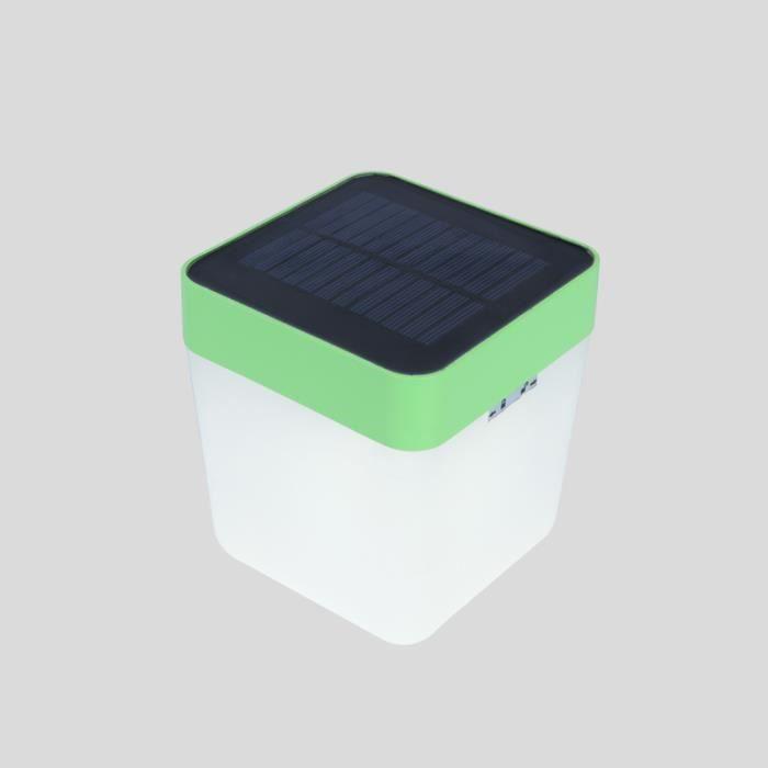 lampe solaire de table achat vente lampe solaire de table cdiscount. Black Bedroom Furniture Sets. Home Design Ideas
