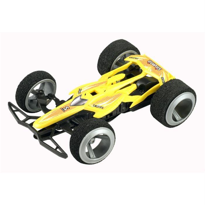 VOITURE - CAMION 3D Twister 2.4 Ghz Formule 1 Jaune - RC