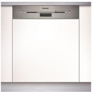 lave vaisselle integrable bandeau noir achat vente lave vaisselle integrable bandeau noir. Black Bedroom Furniture Sets. Home Design Ideas