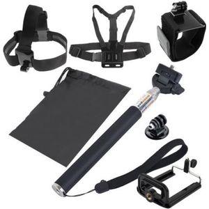 PACK ACCESSOIRES PHOTO Kit accessoire pour GoPro Hero.