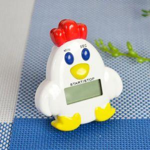 MINUTEUR - SABLIER Haute qualité Portable magnétique de cuisine élect