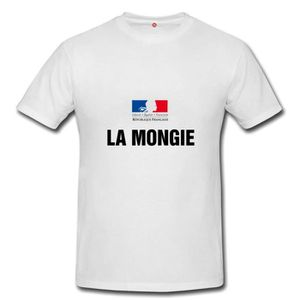 T-SHIRT T-shirt la mongie homme et femme unisex