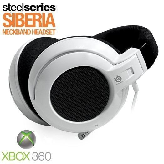 CASQUE  - MICROPHONE Steelseries Siberia Neckband