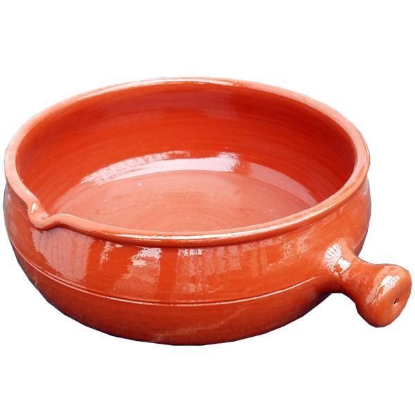 Casserole en terre cuite 31 x 12 cm achat vente casserole casserole en te - Casserole en terre cuite ...