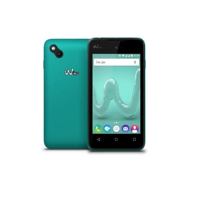 smartphone wiko sunny bleen dual sim 8go vos marques tendances achat smartphone. Black Bedroom Furniture Sets. Home Design Ideas