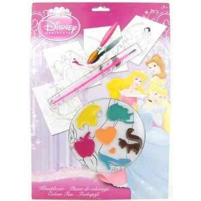 Coloriage disney peinture images peindre achat - Peinture princesse disney ...