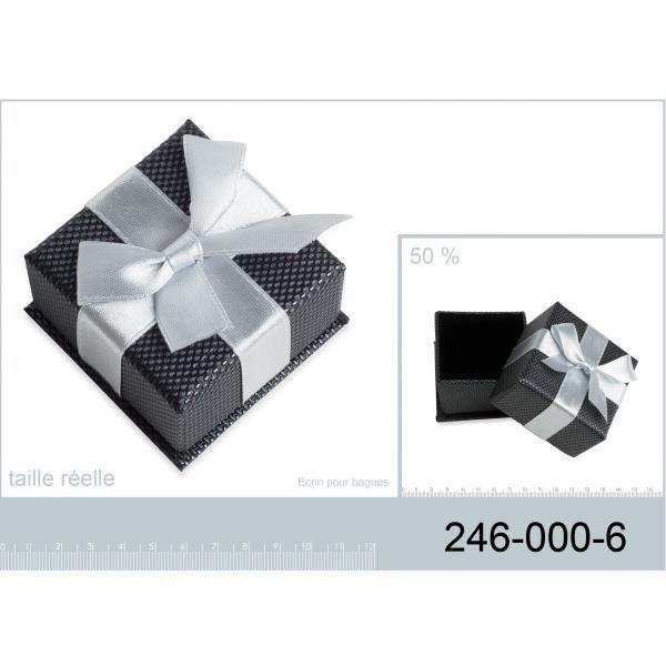 ecrin boite cadeaux bijoux carr pour bague achat vente ecrin etui a bijoux ecrin boite. Black Bedroom Furniture Sets. Home Design Ideas