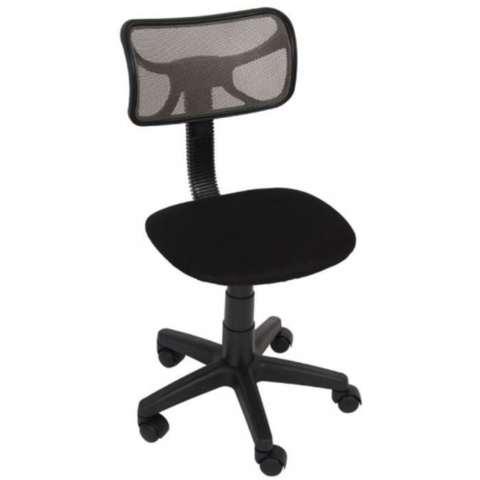 chaise de bureau pour enfants structure du r seau coloris. Black Bedroom Furniture Sets. Home Design Ideas