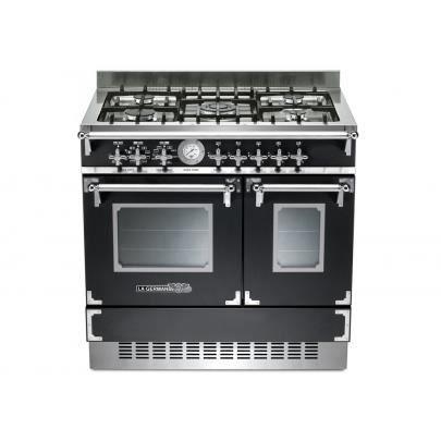 Piano de cuisson double four la germania gam achat vente cuisini re - Piano de cuisson germania ...