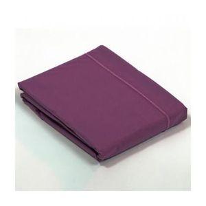 drap plat 270 x 300 cm achat vente drap plat 270 x 300 cm pas cher soldes cdiscount. Black Bedroom Furniture Sets. Home Design Ideas