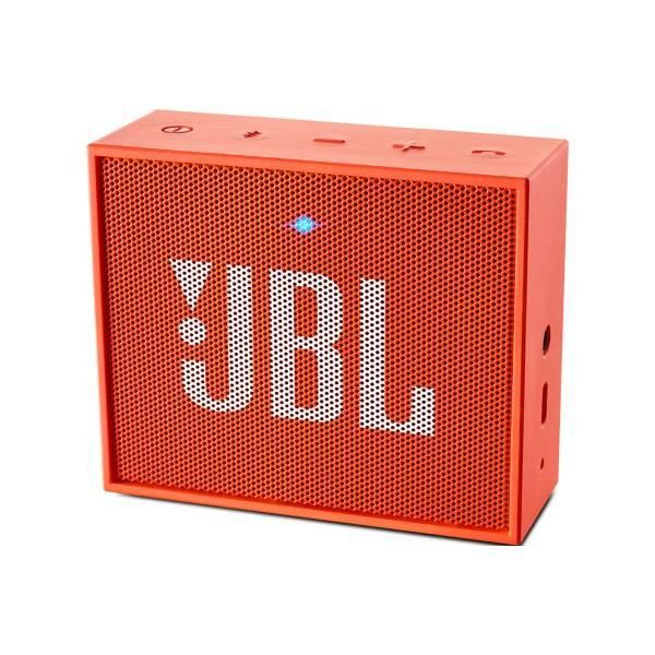 jbl go enceinte bluetooth portable orange enceinte nomade avis et prix pas cher cdiscount. Black Bedroom Furniture Sets. Home Design Ideas