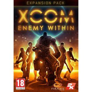 JEU PC Xcom : Enemy Whitin Jeu PC