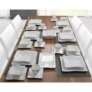 service de table assiettes achat vente service de table assiettes cdiscount. Black Bedroom Furniture Sets. Home Design Ideas