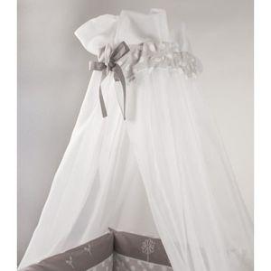 ciel de lit avec fleche achat vente ciel de lit avec fleche pas cher cdiscount. Black Bedroom Furniture Sets. Home Design Ideas