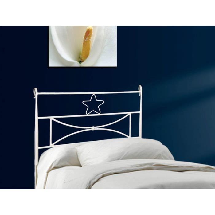 t tes de lit pour enfants en fer forg mod le alejandra t te de lit couleurs choisir pour. Black Bedroom Furniture Sets. Home Design Ideas